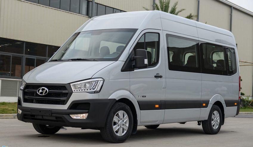 Khuyến mãi Hyundai Solati, H150 lên đến 25 triệu tại Hyundai Gia Lai