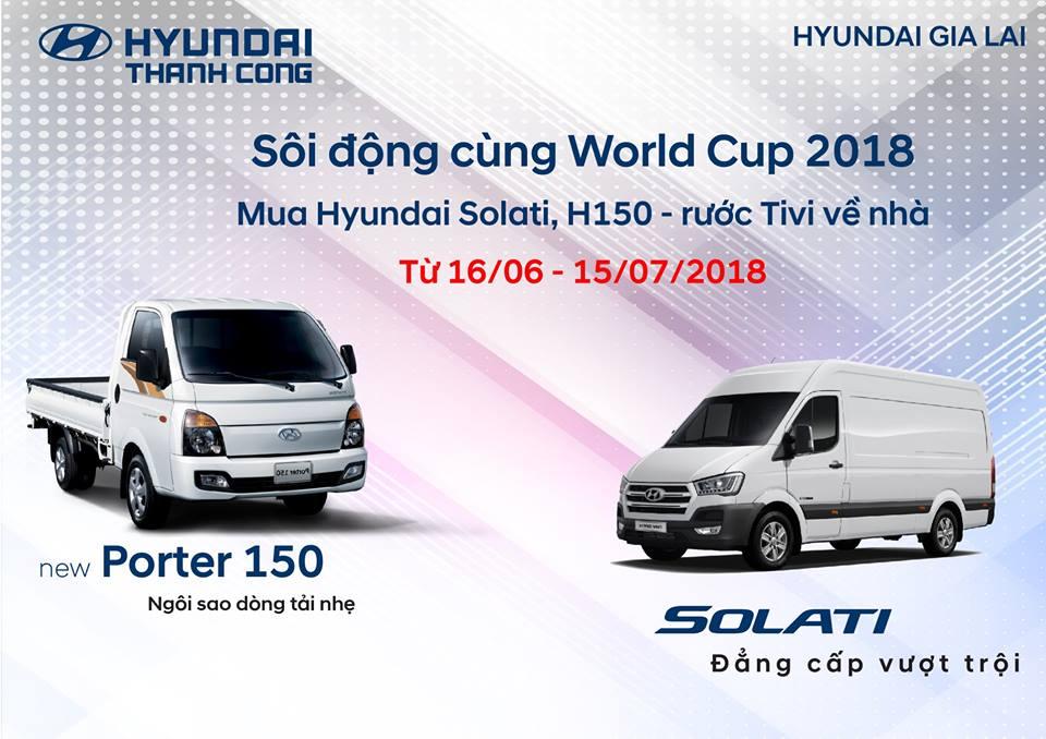 khuyễn mãi Hyundai Solati, H150 Hyundai Gia Lai