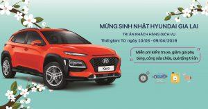 khuyến mãi dịch vụ Hyundai