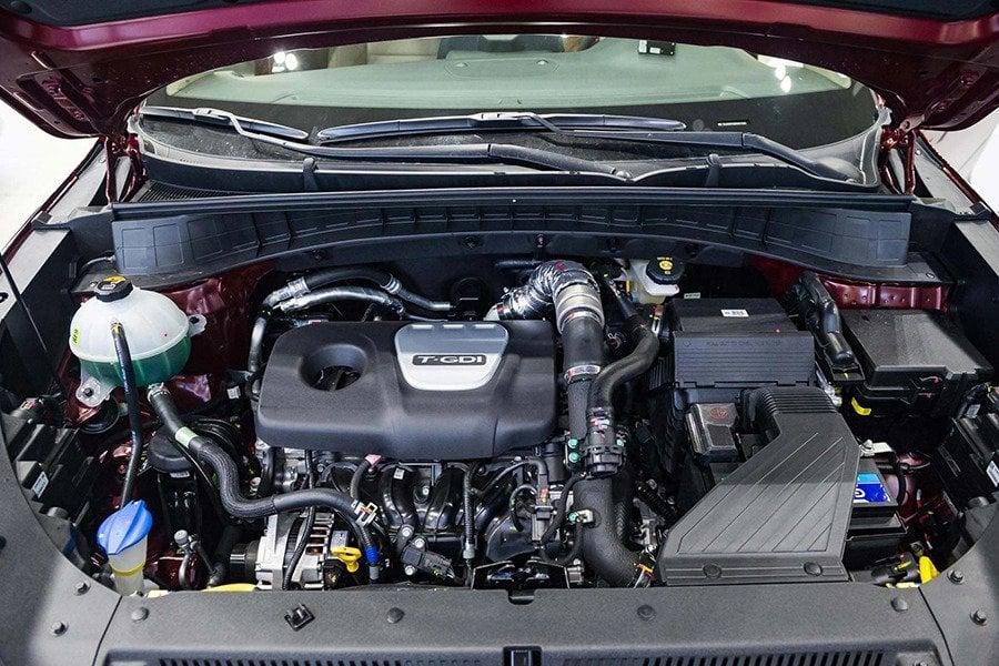 động-cơ-tucson-2019 - Hyundai Gia Lai
